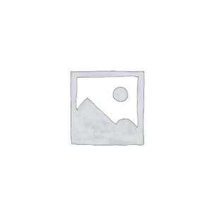 Image of Plastik cover til iPhone 4 / 4S i metal-look. Rød.