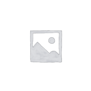 Image of   Dots Leather case med magnet flip til iPhone 4/4S. Blå.