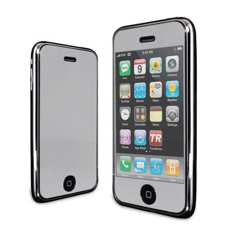 Skærmbeskyttelse med spejleffekt til Apple iPhone 3G & 3GS.