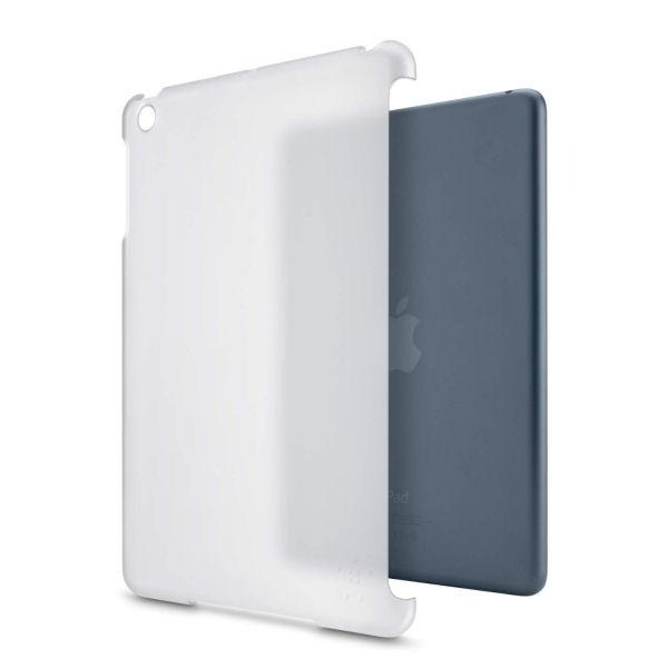 iPad 2/iPad 3/iPad 4 bagcover i hård plastik. Mat transparent.