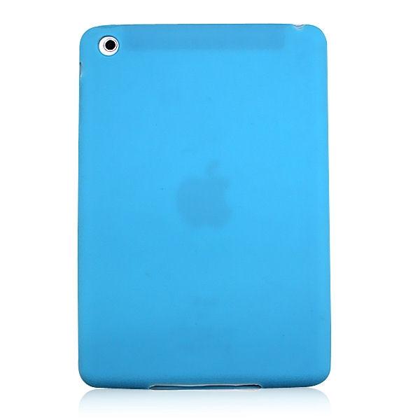Silicone cover til iPad Mini. Skyblue.