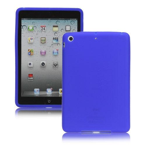 Silicone cover til iPad Mini. Mørkeblå.