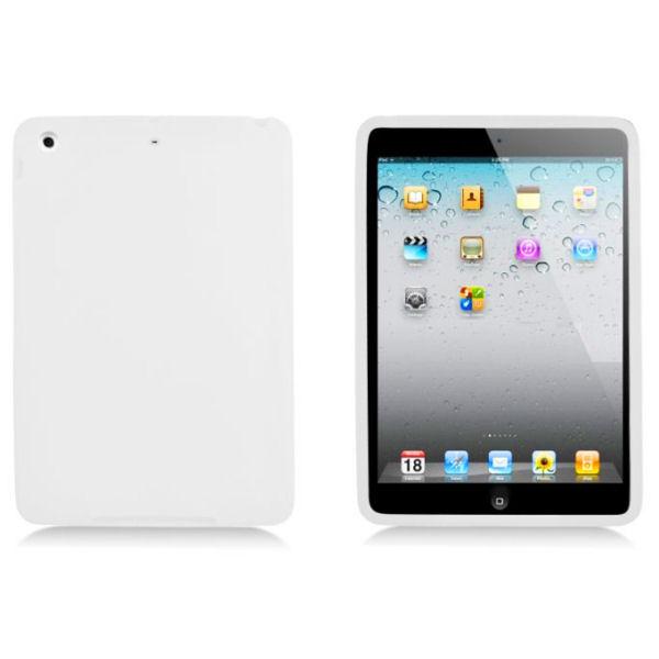 Silicone cover til iPad Mini. Hvid.