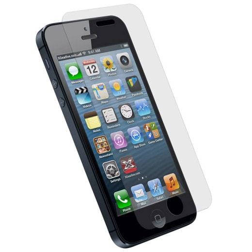 Skærmbeskyttelse til Apple iPhone 5 / 5S / 5C. Anti-glare. 3 stk