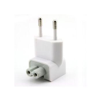 EU adapter til Apple opladere. Apple Duckhead.