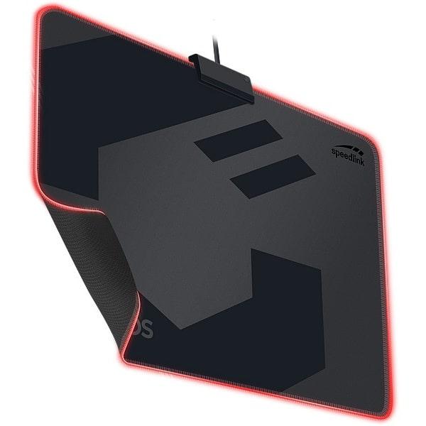 SPEEDLINK Orios LED gaming musemåtte.